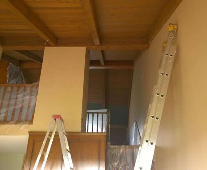 Prairie-Boy-Painting-Ceiling-Before