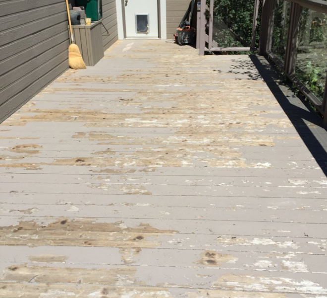 Prairie-Boy-Painting-Deck-Before